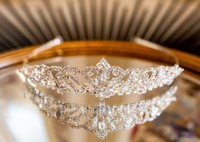 Wedding tiaras