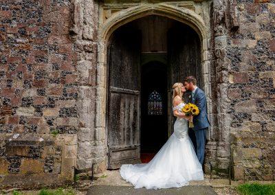 Church Wedding in Kent
