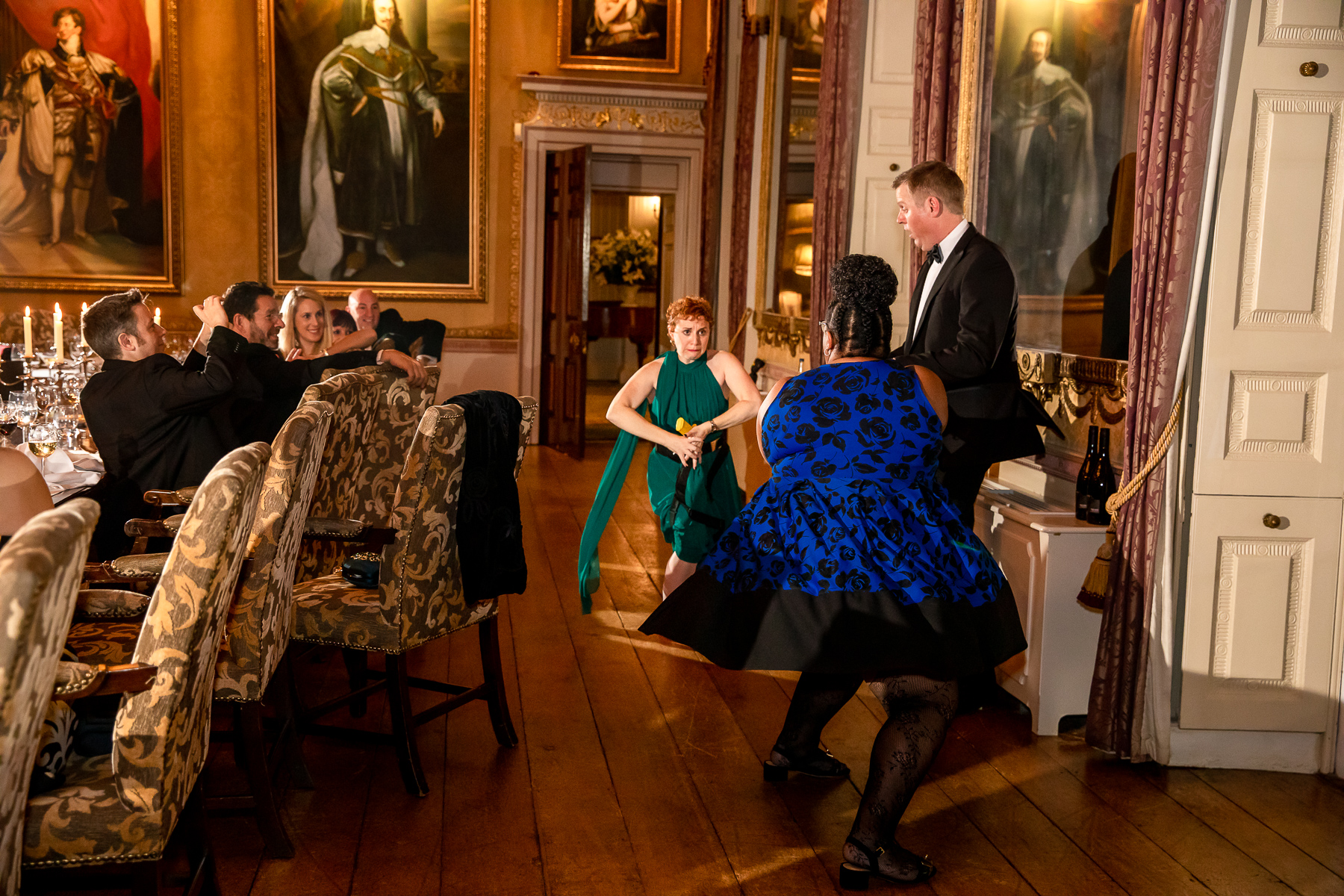 Brocket-Hall-No-Time-Dine-Event