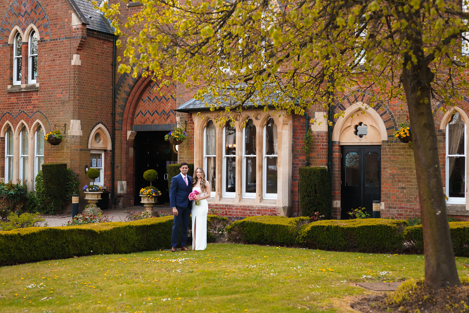 St Albans Register Office-Hertfordshire