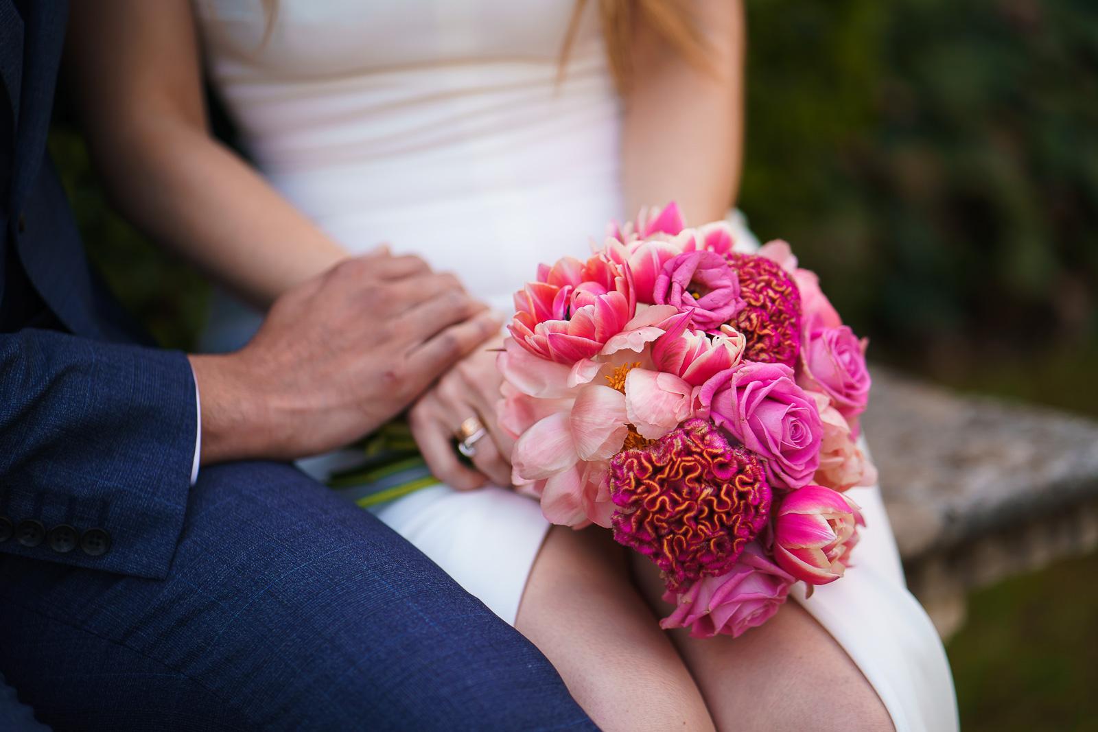 Bridal bouquet - Hertfordshire